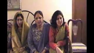Nida Khan marriage Syeda Nida Ali 2005