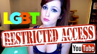 """RESTRICTED MODE"" - YouTube Censors LGBTQ+"