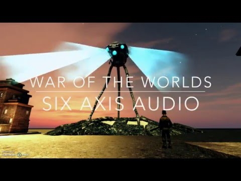 Xxx Mp4 War Of The Worlds Game Sound Demo By Six Axis Audio 3gp Sex