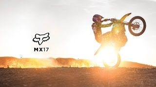 Fox MX17 | UNWAIVERING PASSION FOR MOTOCROSS | Ryan Dungey, Ken Roczen and Ricky Carmichael