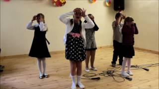 Mucha w Mucholocie - w polskiej szkole na Litwie (1)