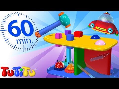TuTiTu Bate Pinos E Outros Brinquedos Incríveis Especia de 1 Hora