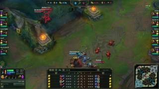 Most brutal One For All First Blood with Nidalee - 18+ Clip, not for kids!!11