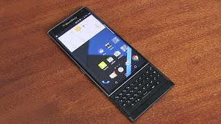 BlackBerry Priv Review: BlackBerry's First Android