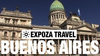 Buenos Aires (Argentina) Vacation Travel Video Guide