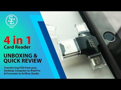 Xxx Mp4 IPad OTG 4 In 1 USB Card Reader OTG USB Adapter IXpand Alternative Artist Perspective 3gp Sex