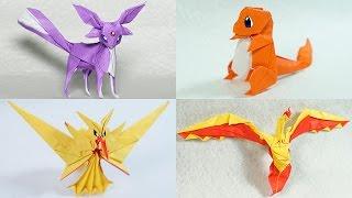 The Best Origami Pokemon - Pokegami (Henry Pham)