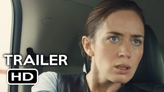 Sicario Official Trailer #1 (2015) Emily Blunt Crime Drama Movie HD