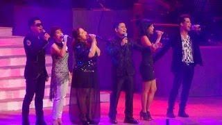 Randy, Jamie, Rachel, Dingdong, Manilyn & Ogie - 90's Medley (25 I Write The Songs Concert)