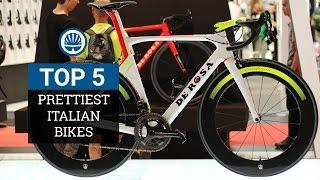 Top 5 - Prettiest Italian Road Bikes