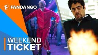 Now In Theaters: Uncle Drew, Sicario: Day of the Soldado | Weekend Ticket
