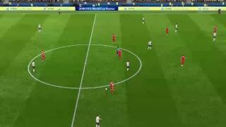 PS4 FIFA 18 Gameplay Tunisia vs England [HD]