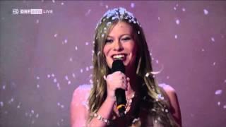 Eurovision 2016 Austria - Zoe - Loin d'ici (Live on Dancing Stars)