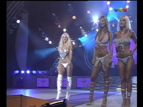 Desfile Hot de Luciana Salazar Videomatch