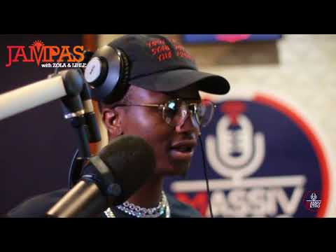 Emtee on his new album Jampas With Zola And Lihle