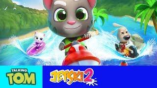 MASTER THE GAME – Talking Tom Jetski 2   Gameplay Tips and Tricks
