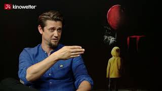Andy Muschietti on being bullied & the letter he wrote to Stephen King - IT interview