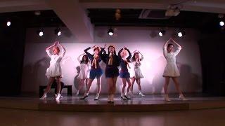 Dear. santa / SNSD TTS dance by Black Magnolia TTS