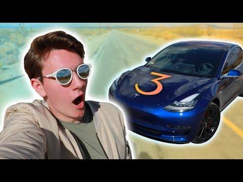 Xxx Mp4 I Got A Tesla Model 3 Early 2018 3gp Sex