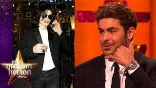 Zac Efron Made Michael Jackson Cry! | The Graham Norton Show