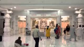 Jain temple in greater Atlanta USA