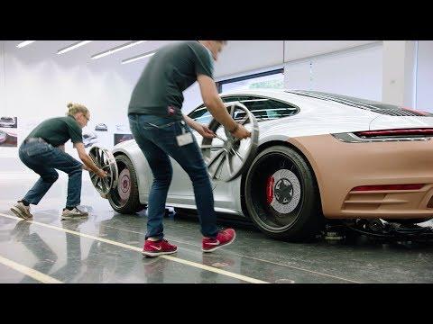 2020 Porsche 911 992 Development Of Stunning Sports Car