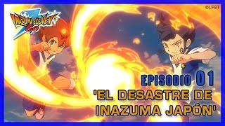 Inazuma Eleven Go Galaxy - Episodio 1 español «¡El desastre de Inazuma Japón!»