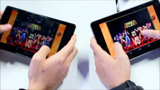 【OCTOBA】Android App『THE KING OF FIGHTERS '97』Bluetooth対戦プレイ動画