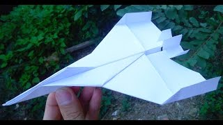3 Ways to Make Paper Airplanes Easily