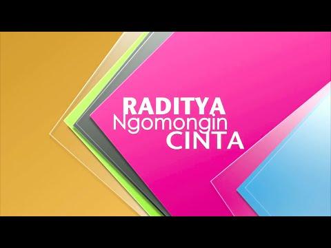 Raditya Ngomongin Cinta episode