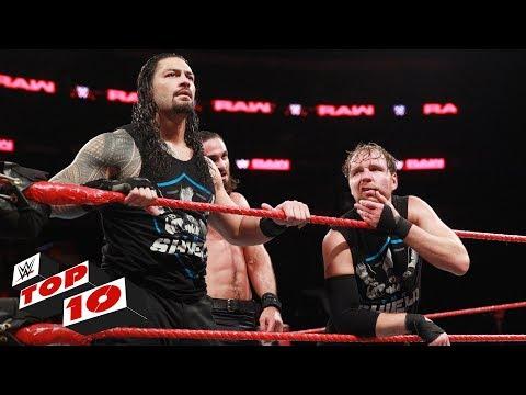 Xxx Mp4 Top 10 Raw Moments WWE Top 10 December 4 2017 3gp Sex