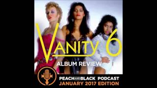 Peach & Black - Vanity 6 Intro