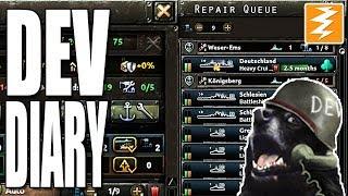 BOATY MCBOATFACE HERE AT LAST! - Dev Diary - Hearts of Iron IV