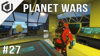 Space Engineers | PLANET WARS | RWI Update
