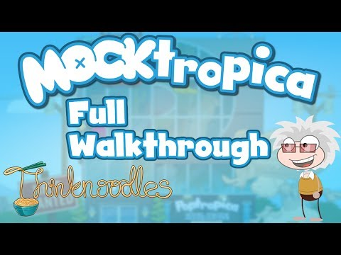 ★ Poptropica Mocktropica Island Full Walkthrough ★