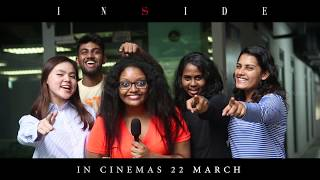 Inside Movie Trailer - Audience Reaction Part 1 | In Cinemas 22 March 2018