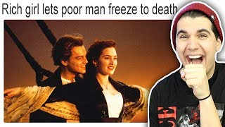 TIMES PEOPLE EXPLAINED MOVIES SO BAD IT WAS GOOD!