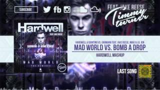 Hardwell vs. Garmiani feat. Jake Reese & Lil Jon - Mad World vs. Bomb A Drop (Hardwell Mashup)