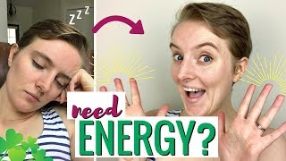 How To Have More Energy & Stop Feeling Tired | 5 Top Tips