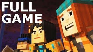 Minecraft: Story Mode Season 2 Episode 4 - Full Game Walkthrough Gameplay & Ending (No Commentary)