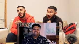 REACTING TO MUSLIMS LIKE US PART 2