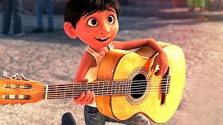 "COCO ""Beautiful Guitar"" Movie Clip ✩ Animation, Disney (2017)"