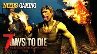 7 Days to Die - Day 1