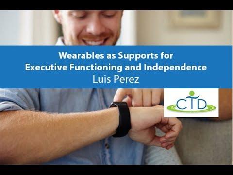 CTD Luis Perez Wearables