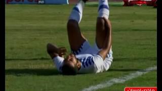 ملخص لمسات إسلام الفار في مباراة طنطا وأسوان