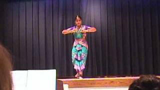 Nandha Balagopalam Dance