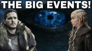 Two Major Theories Confirmed? - Game of Thrones Season 7 Trailer 2 (Extended Plot Leak)