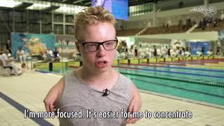 Berlin 2018   World Para Swimming World Series   Behind the Scenes