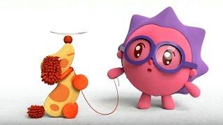 Малышарики - Обучающий мультик для малышей - Все серии подряд -  про Ориентацию в пространстве 🍬🍭