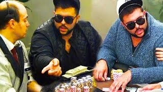 Hashtag King tries to donate but the table can't take it! ♠ Live at the Bike!